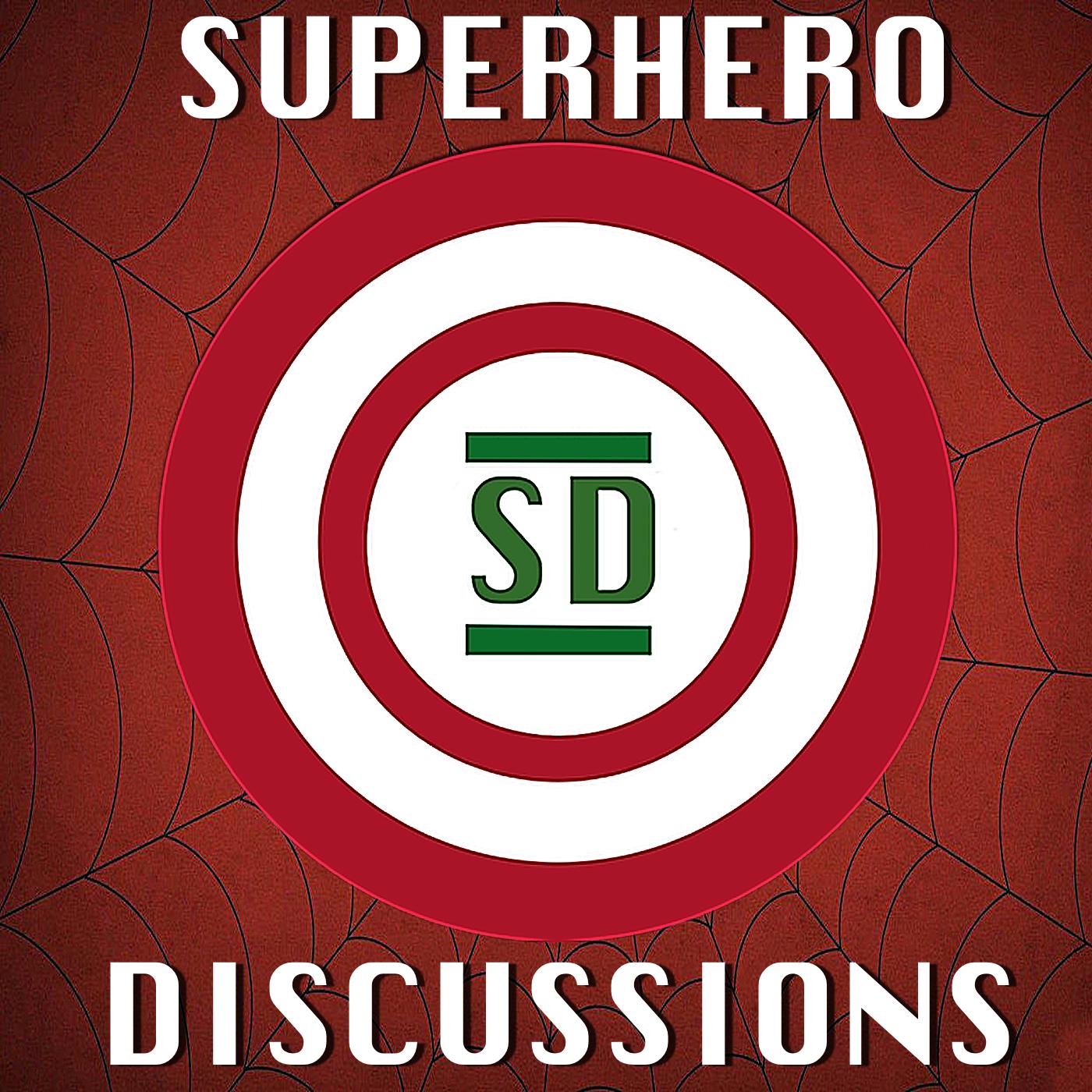 superhero discussions